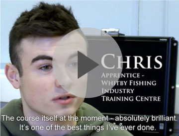 AXIS 4 FARNET - Training to motivate the next generation of fishermen in UK