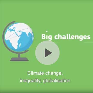 EU initiative CLLD and Climate change big challenges