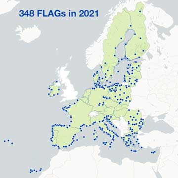 EU FLAG map as of January 2021