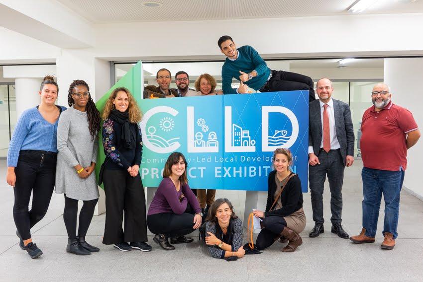 The FSU Team at the CLLD event