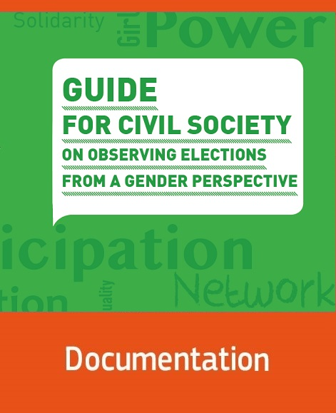 Guide for Civil Society on Observing Elections from a Gender Perspective